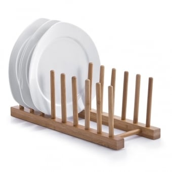Bamboo Plate Display Rack  sc 1 st  Displaysense & Plate Stands | Book Displays | Displaysense