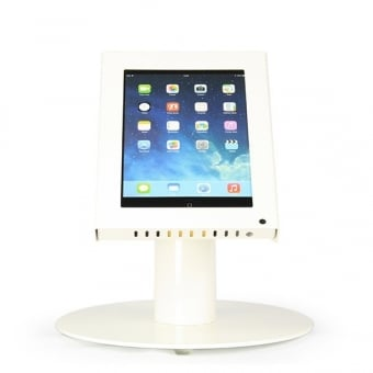 Clearance White Desktop Tablet Stand 7-8 Inch