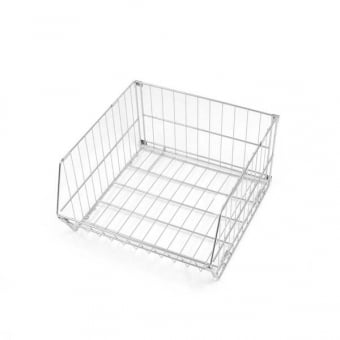 Collapsible Wire Stacking Basket - 310mm x 600mm