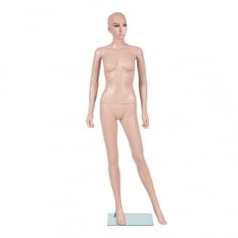 Gloss Finish Realistic Female Mannequin