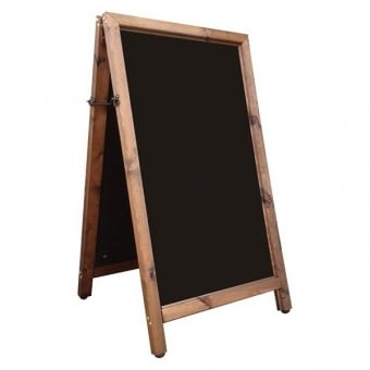 Heavyweight Chalk A-Board