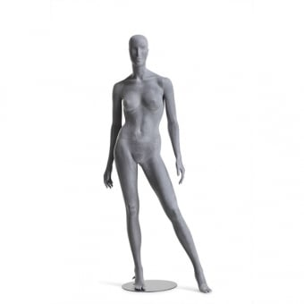 Raw Female Mannequin - Left Leg Out