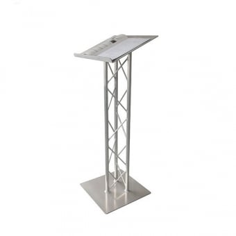 Metal Lectern - 3 Uprights