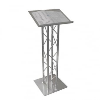 Metal Lectern - 4 Uprights