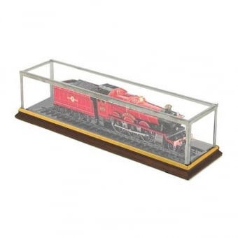 Model Glass Display Case - 370mm x 90mm