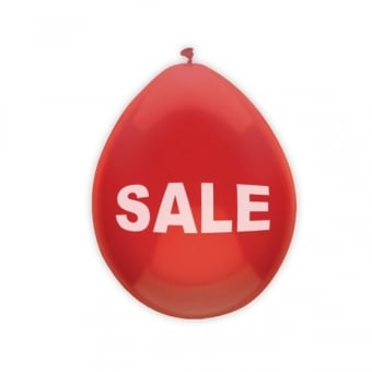 Pack of 20 Sale Balloons
