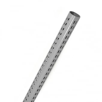 Roto Twin Slot Tube Bar for Shelving System - 2210mm