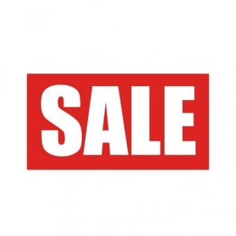 Sale Poster - Medium - 1000mm x 250mm - Pack of 5