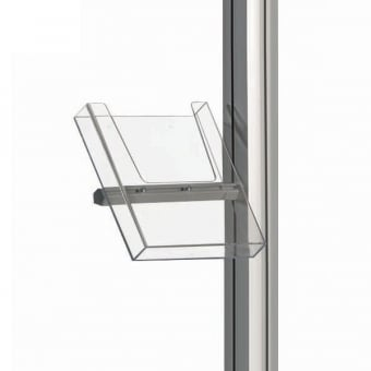 A4 Acrylic Leaflet Holder for Display Stand - MFS Range